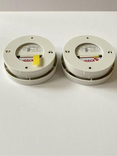 Kidde Battery-Operated Sensor Compact 2 Alarms