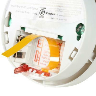 Best Kidde Smoke Detector Alarm Battery Home Fire pack New