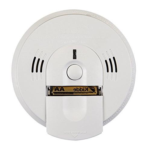 battery operated smoke co alarm
