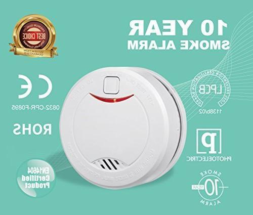 Alert Battery Detector Alarm