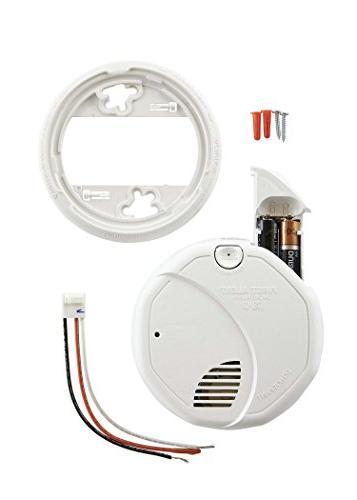 First Alert Smoke | Hardwired Backup,