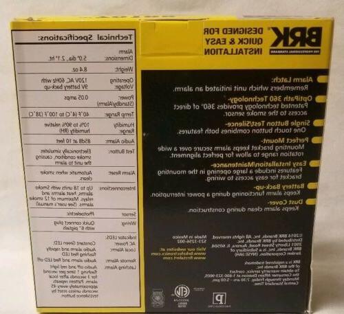 BRK 7010B Alarm WITH