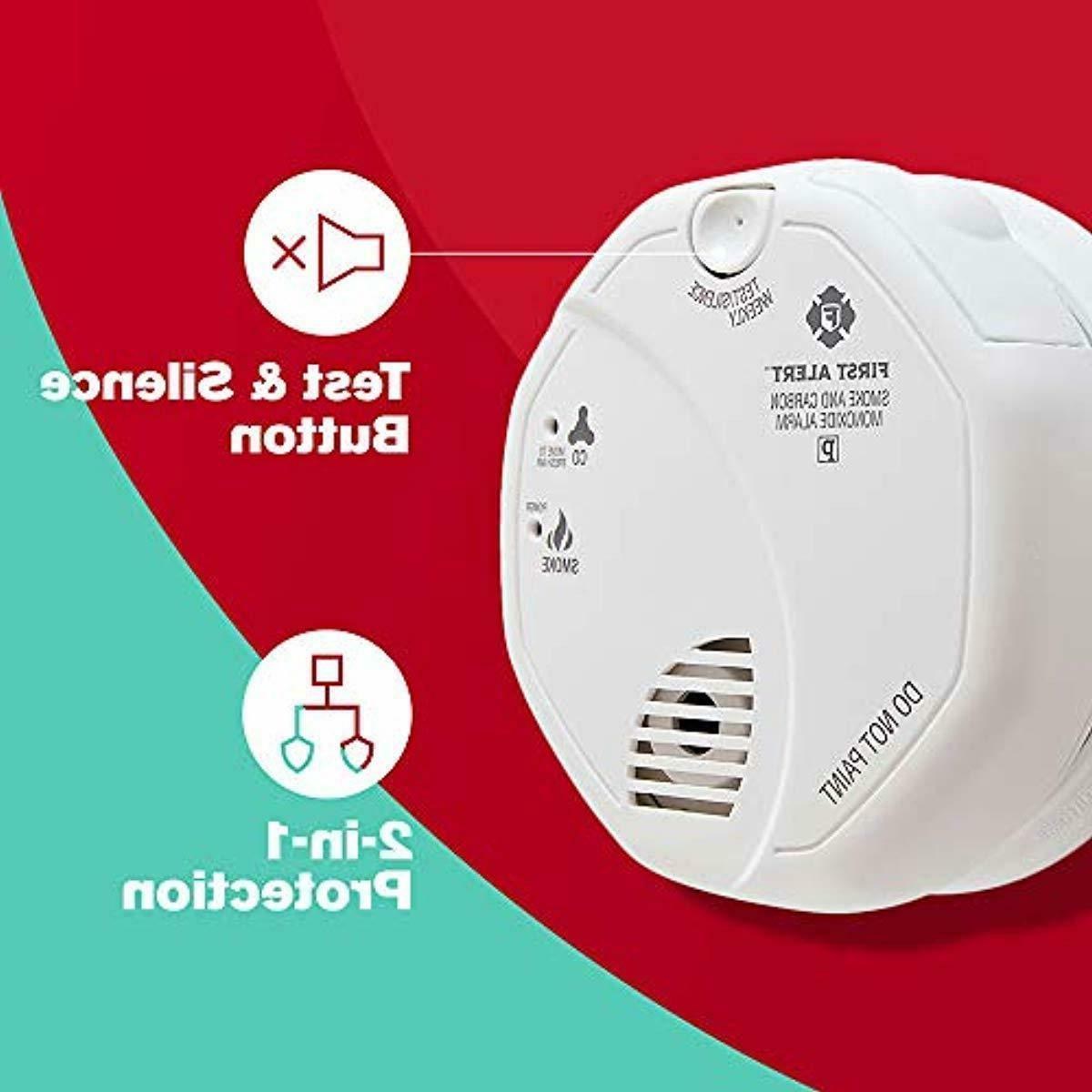 First Alert Smoke Carbon Monoxide Detector