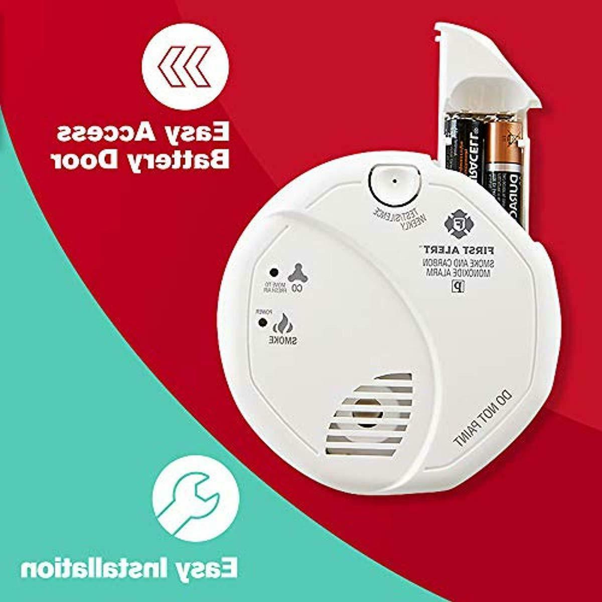 First Alert Smoke Monoxide