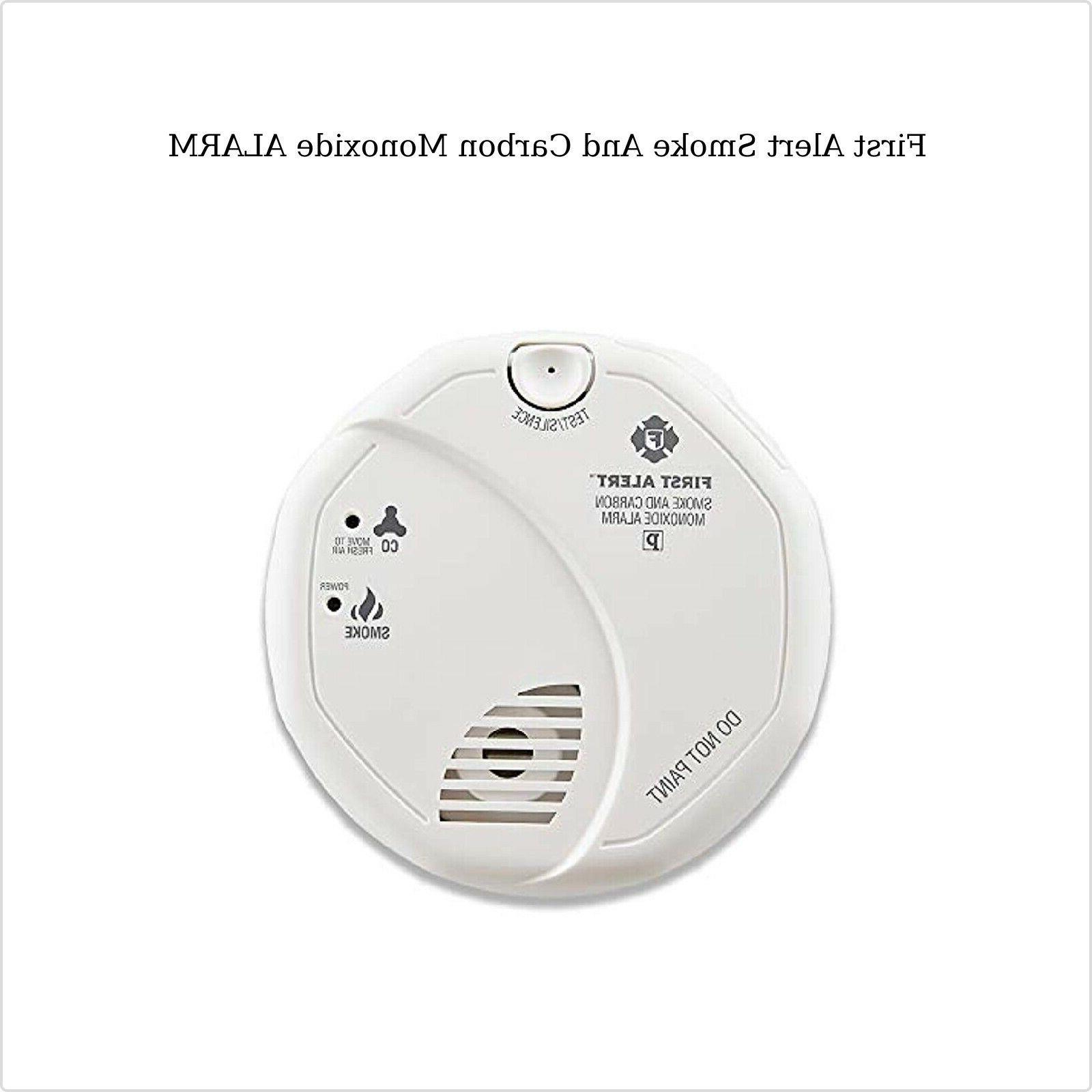 brk hardwired smoke alarm and carbon monoxide