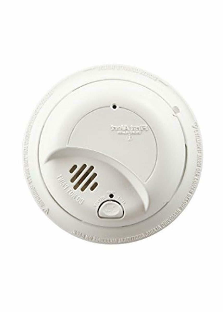 First Brk Smoke Monoxide Detector Battery NEW