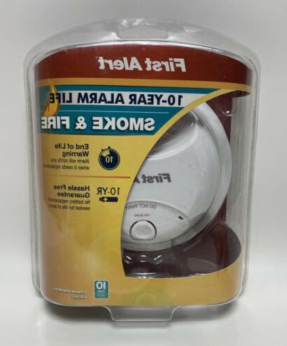 c16 0528 10 year alarm life smoke