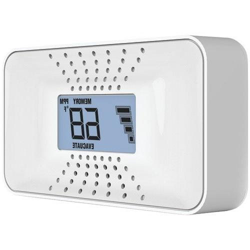 3 Pack Bundle of First Alert Carbon Monoxide Alarm with Temp