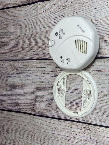 carbon monoxide alarm smoke