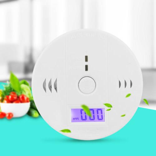 co carbon monoxide detector fire security sensor