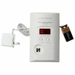 Kidde Carbon & Battery Operated Smoke Alarm
