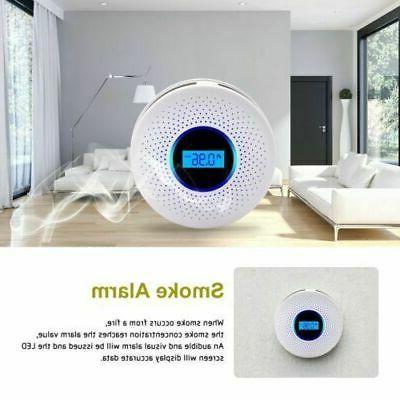 Carbon Smoke Alarm