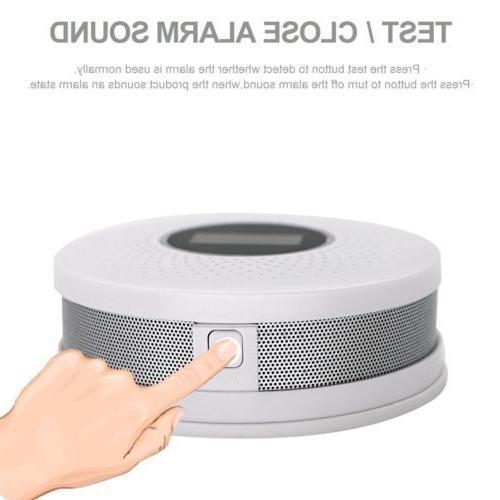 Carbon Smoke Alarm with