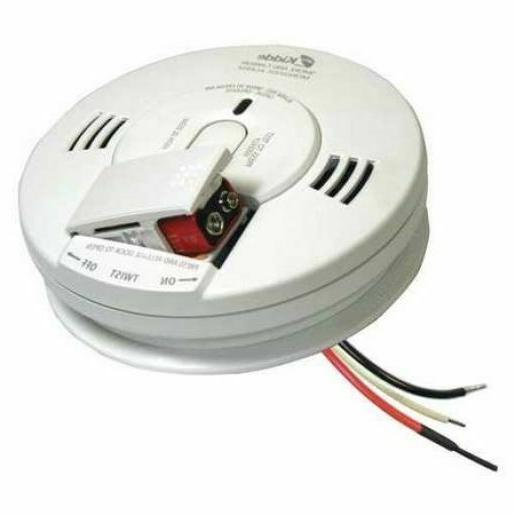 carbon monoxide smoke alarm detector co2 sensor