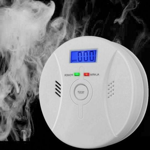 CO & Alarm Carbon Monoxide Detector Sensor
