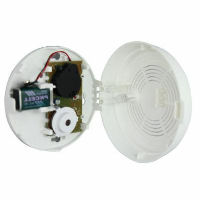 CO&Smoke Monoxide Alarm Powered Easy Install US Stock