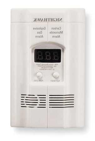 co gas combination alarm