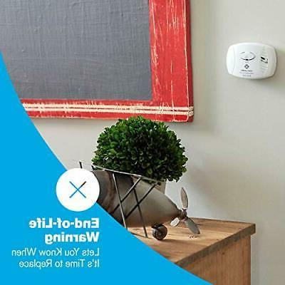 First Alert Carbon Monoxide Detector, White FREE SHIPPING