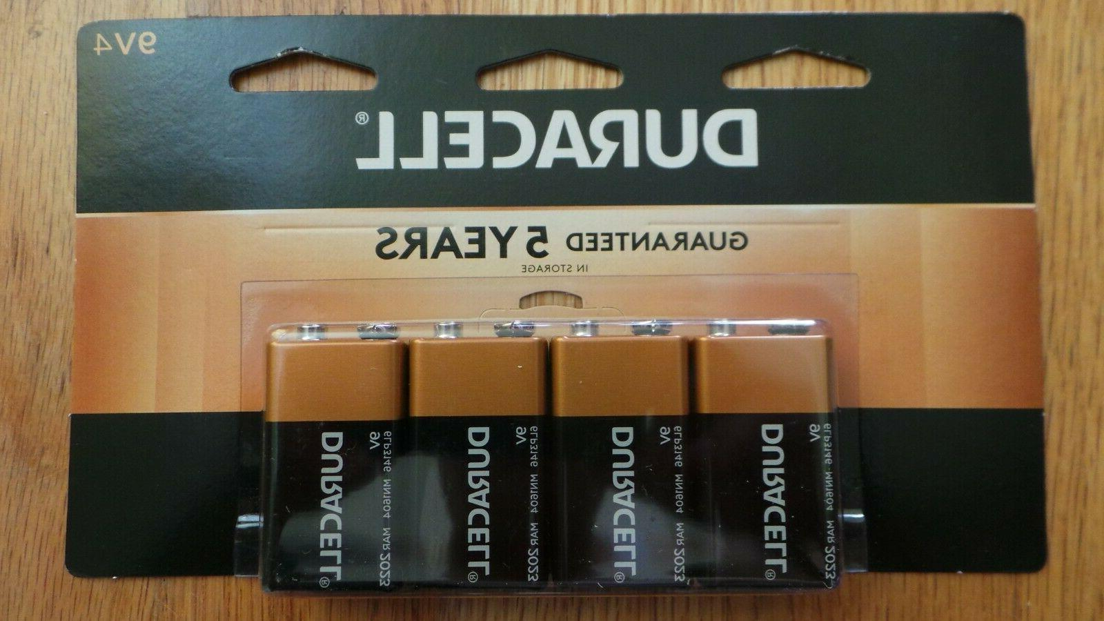 Duracell MN16B4DW 9V Battery