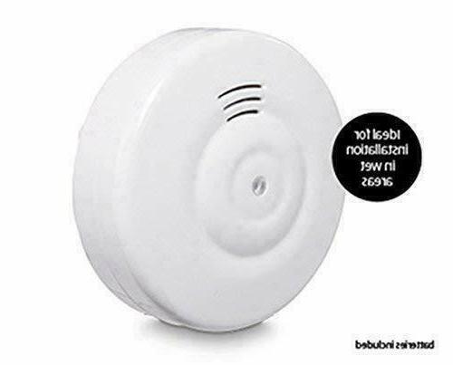 early warning sensor alarm water damage prevention