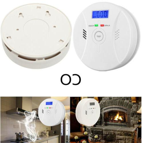 fire and co alarm combination photoelectric smoke