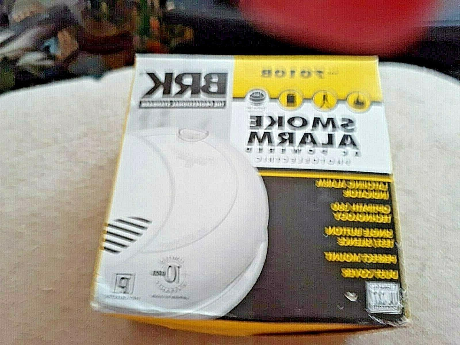BRK Alert 7010B 120-Volt Detector