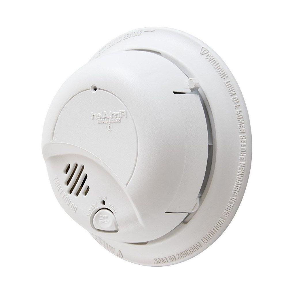 6 First Alert Brk 9120b Ac Powered Smoke Manual Guide