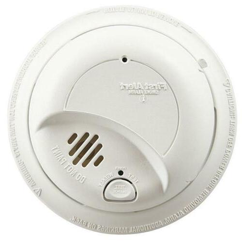 First Alert 9120B Hardwired Powered Smoke Detector