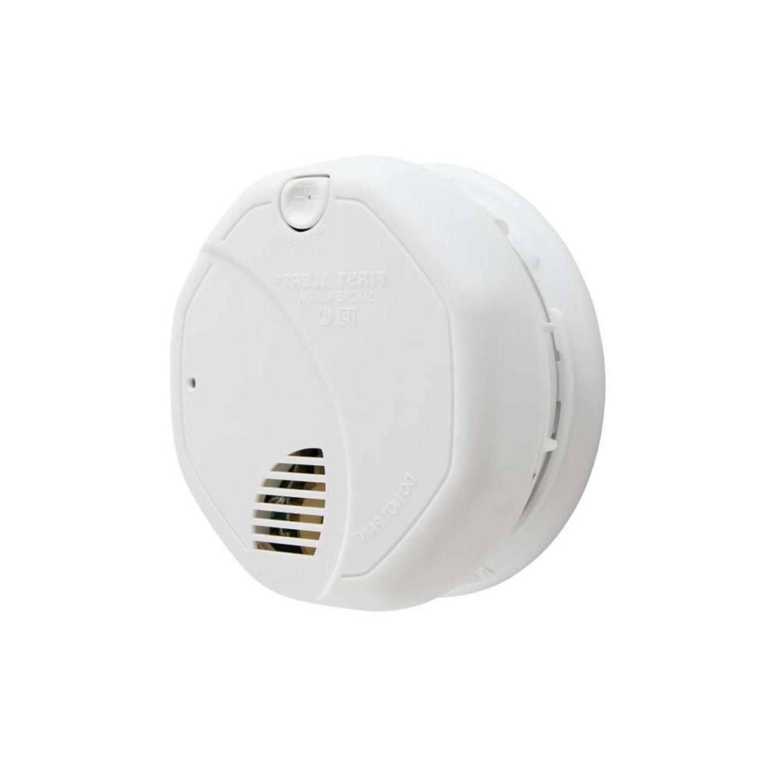 first alert dual sensor photoelectric ionization smoke