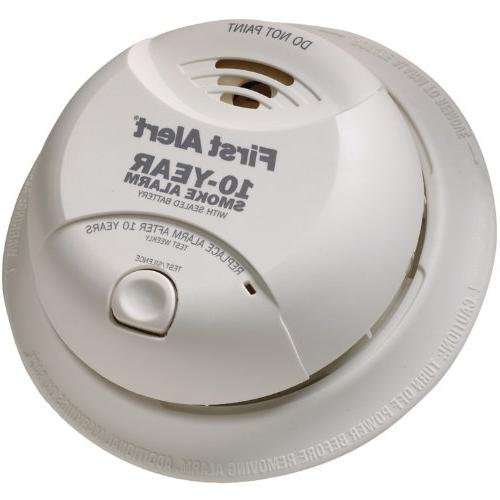 First Alert Year Lithium Detector