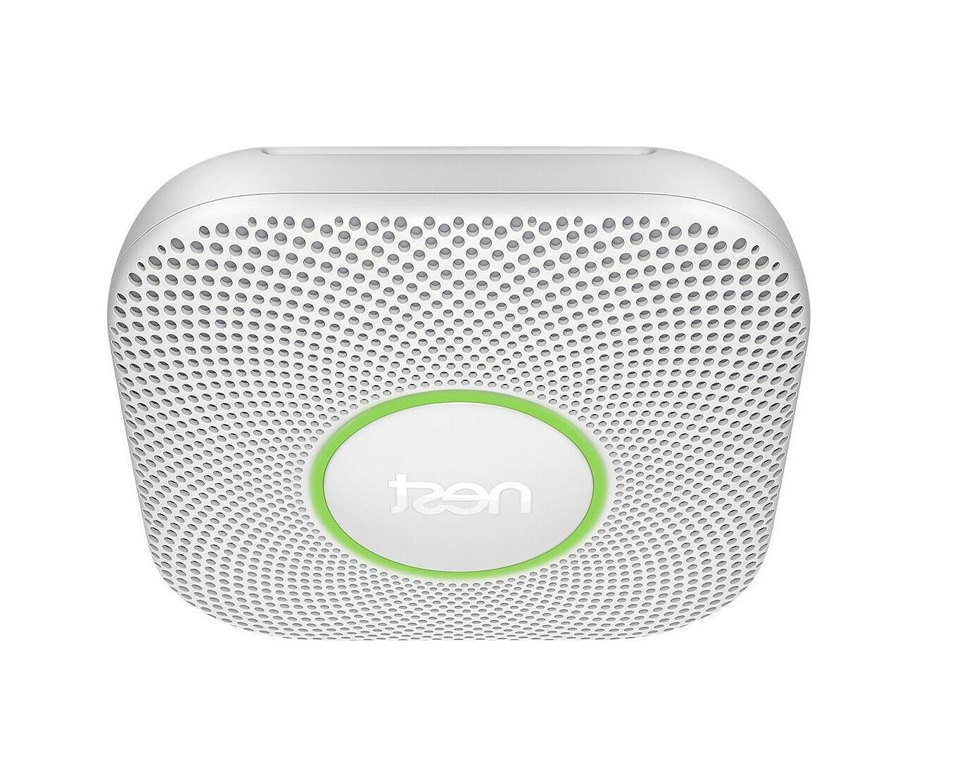 Google Nest Protect + Carbon S3000BWES,