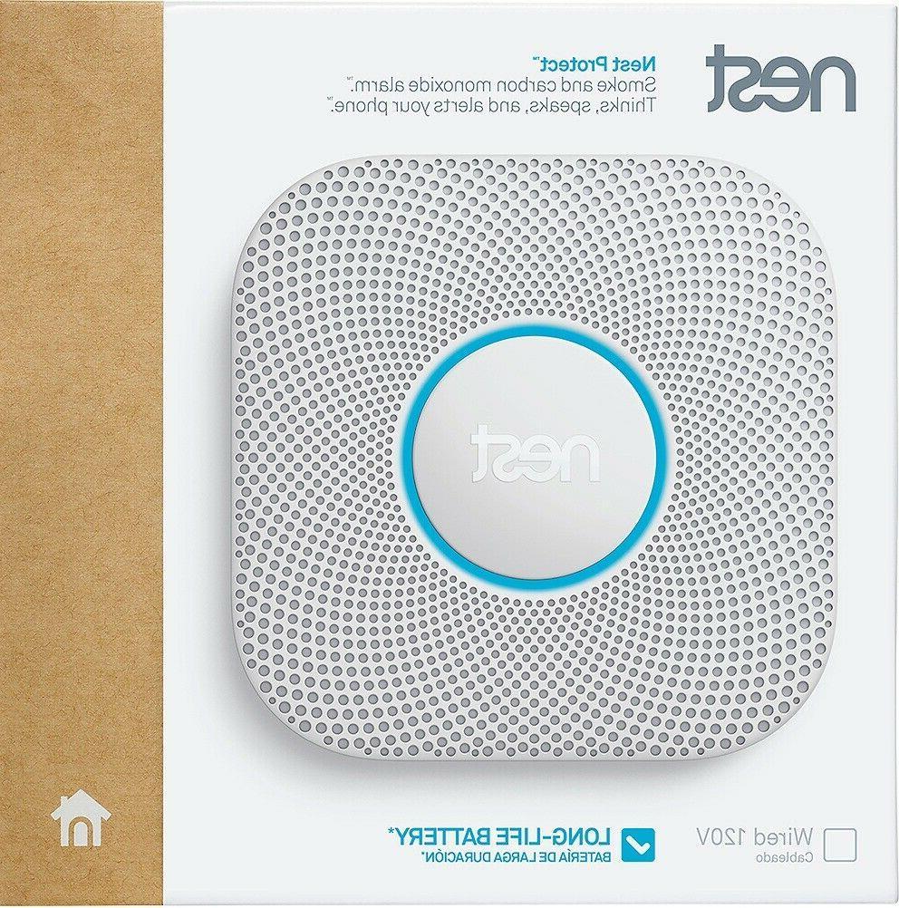 Google Nest Protect Smoke + Carbon