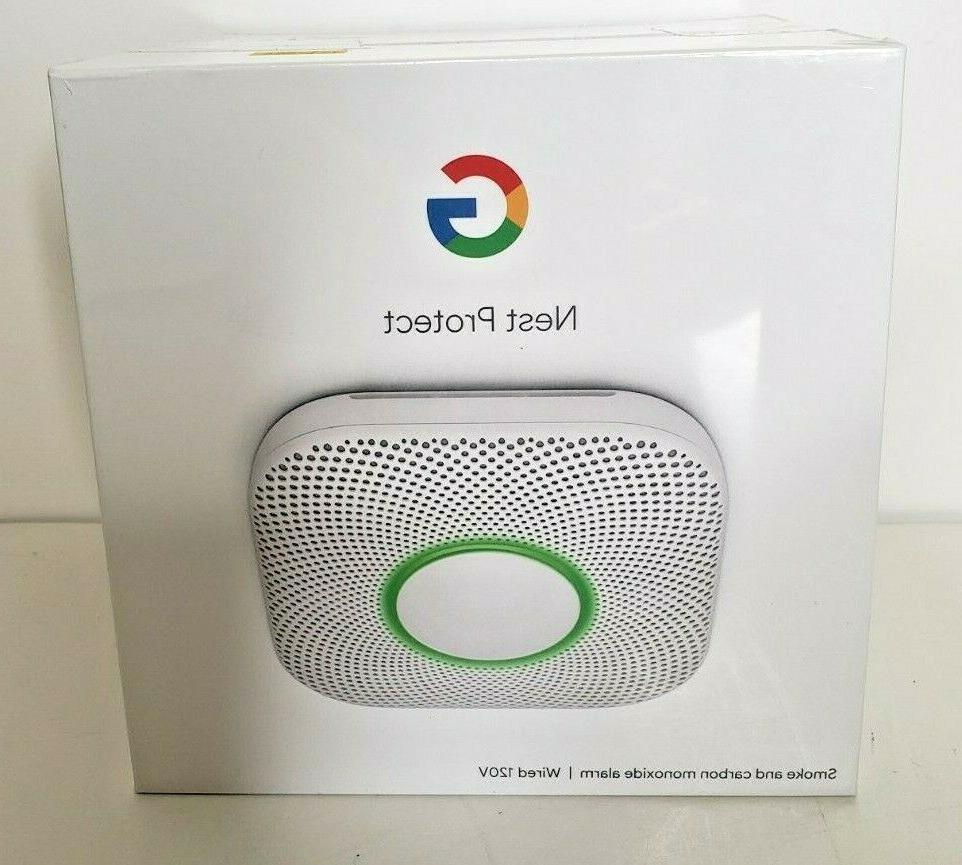google s3000bwes protect smoke and carbon monoxide