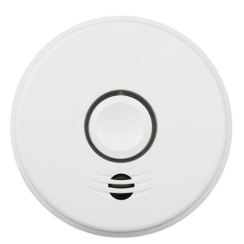 hardwired smoke carbon monoxide detector with 10