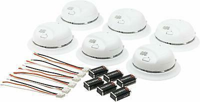 Hardwired Detector Backup First Brk