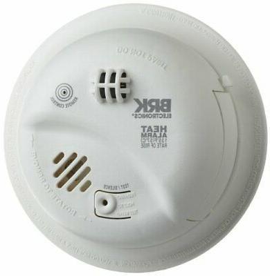 hd6135fb hardwire heat alarm with battery backup
