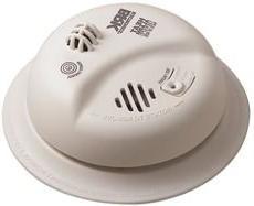 First Alert HD3135FB Heat Alarm, Ac with 9V Backup, 135 Degr