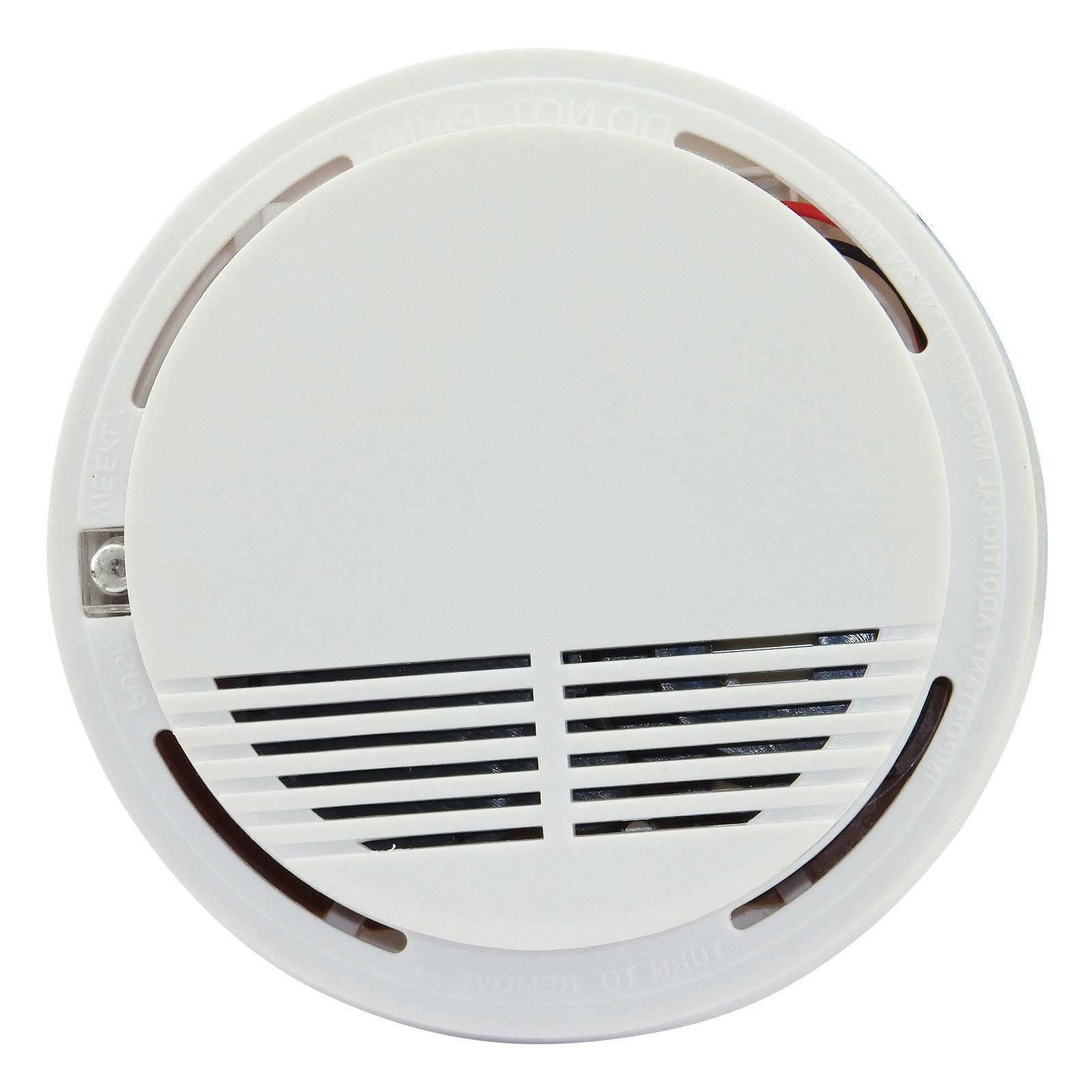 Home Smoke Alarm Battery System