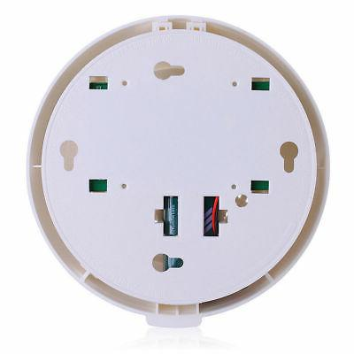 Combination Monoxide Alarm Detector Battery US Stock