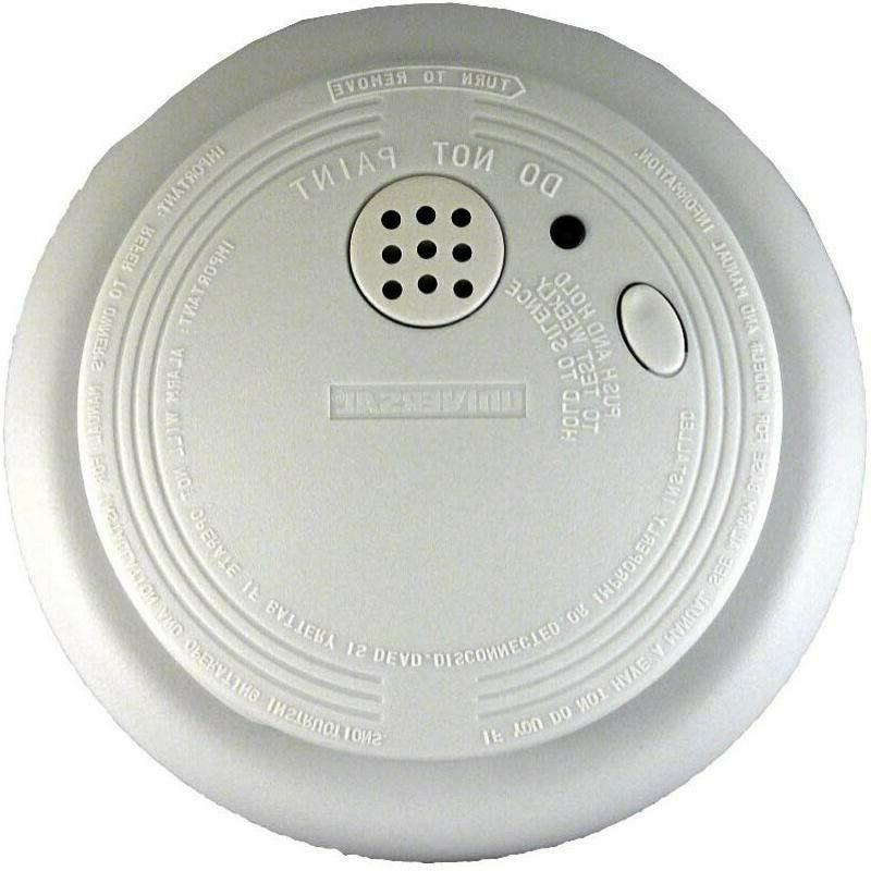 home fire alarm and smoke detector battery