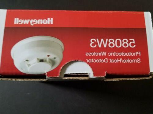 Honeywell 5808w3 Smoke