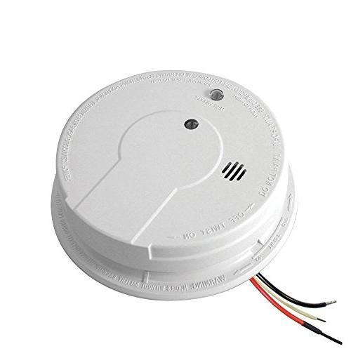i12040 ac wire smoke alarm