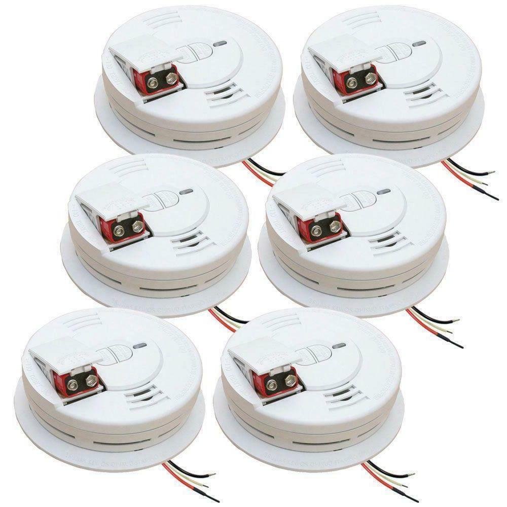 i12060 6 smoke detector