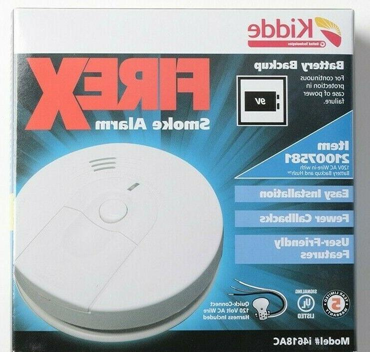 i4618 firex hardwired smoke alarm