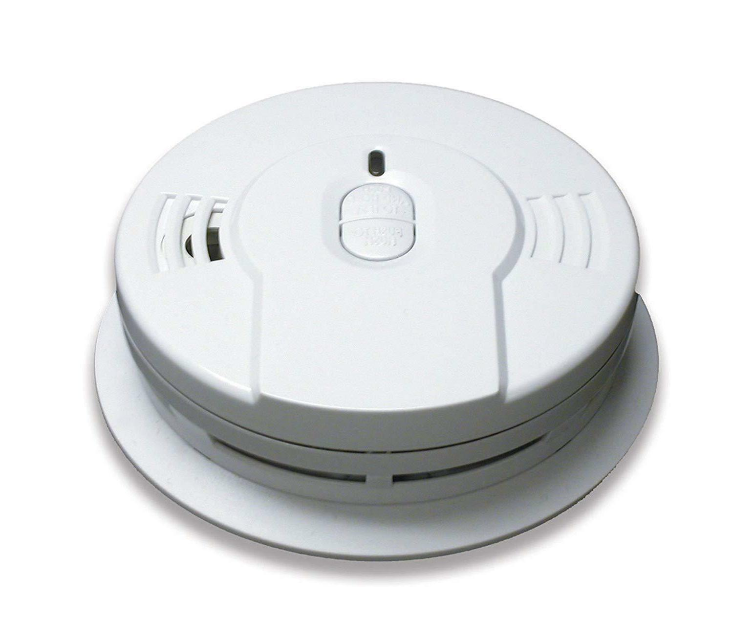 i9010 sealed lithium battery power smoke alarm
