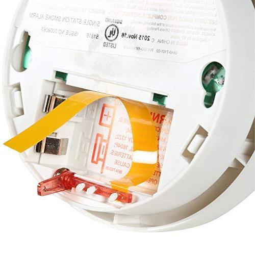 Kidde i9040 Battery-Operated Ionization sensor Compact -
