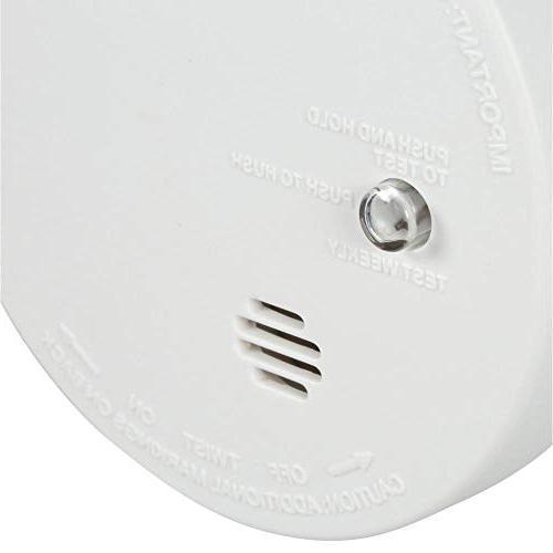 Kidde Battery-Operated sensor Smoke -