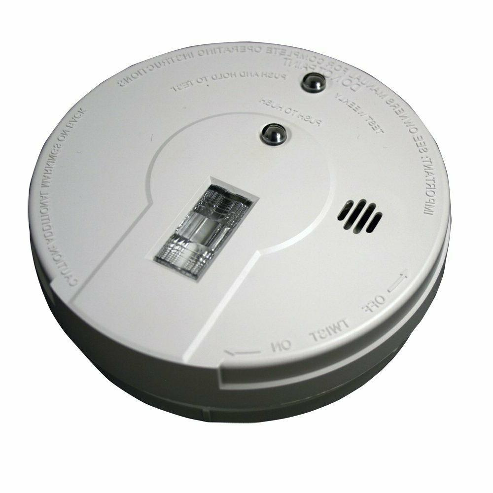 smoke detector alarm with safety light model