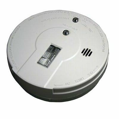 i9080 battery operated smoke alarm with safety