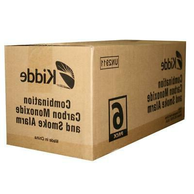 Best Smoke Detector Alarm Battery Fire 6 New